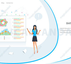 Digital data analysis, accounting service, predictive big data analytics, business analysis